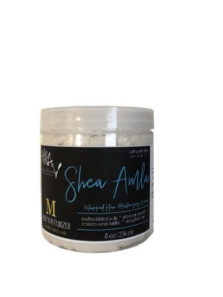Shea Amla Whipped Hair Moisturizing Cream (Ayurvedic)