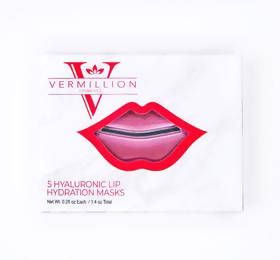 5 Hyaluronic Lip Hydration Masks