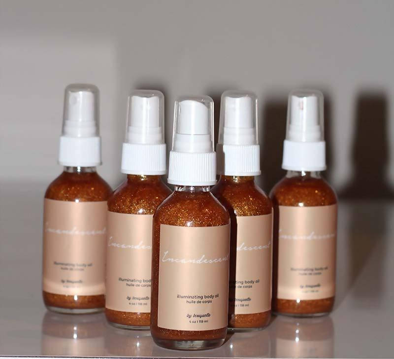 The Incandescent Illuminating Body Oil (Travel Size)