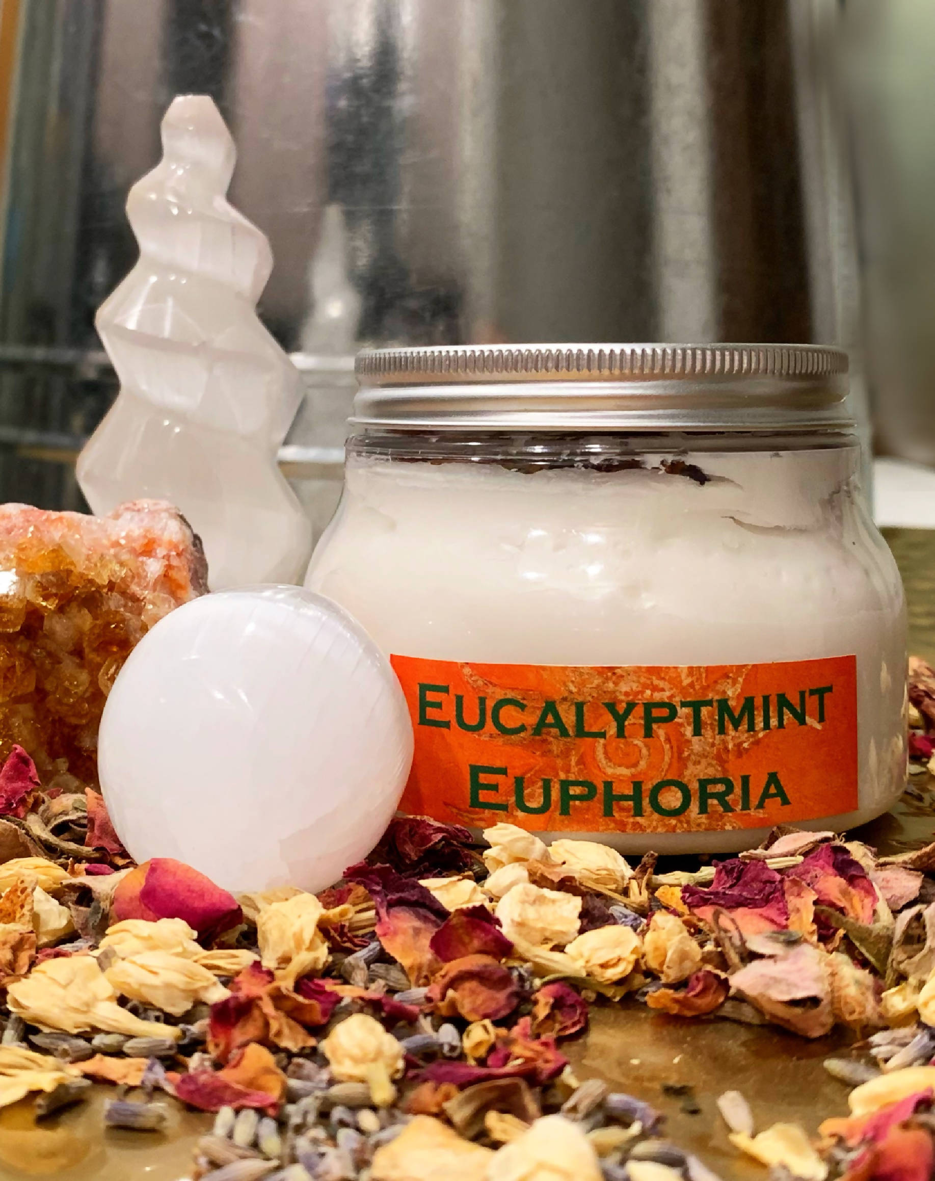 Eucalyptmint Euphoria Ultimate Conditioning Salve 8oz