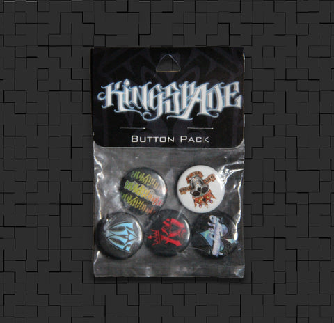 Kingspade Button Pack