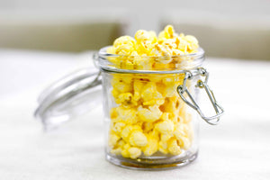 Large buttered popcorn (150g)