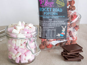 Dr Bugs Rocky Road Popcorn 120g (Special Edition)