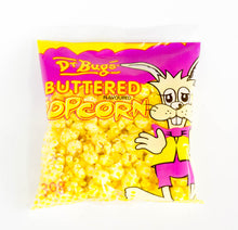 Load image into Gallery viewer, Dr Bugs Buttered Popcorn (30g) Carton of 40