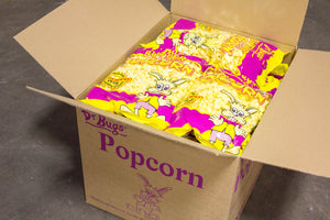 Buttered Popcorn 150g Carton of 17
