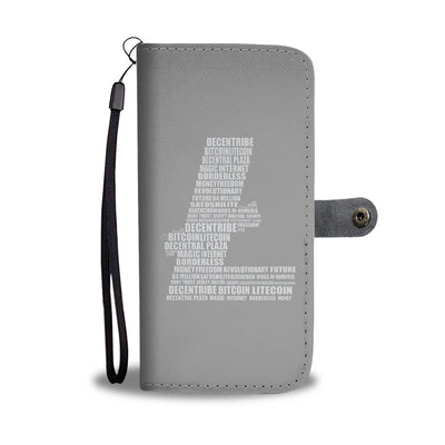 Litecoin Phone Wallet Case