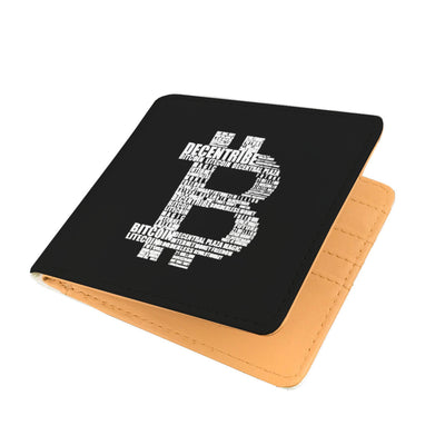 Decentribe Bitcoin Wallet - Black
