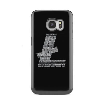 Litecoin Phone Case - Black