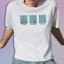 Load image into Gallery viewer, VAN GONE t-shirt