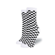 Load image into Gallery viewer, Checkered Socks