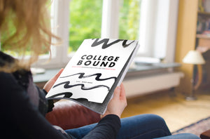 COLLEGE BOUND Friends and Family Bundle of 3