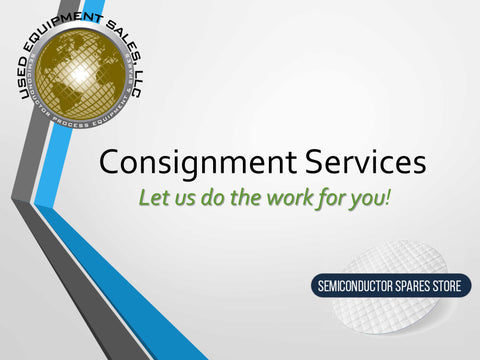 Click here for our 2019 Consignment Presentation