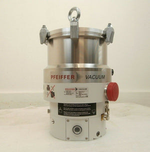 TMH 1001 P Pfeiffer Vacuum PM P03 300 G Turbomolecular Pump Turbo New Surplus