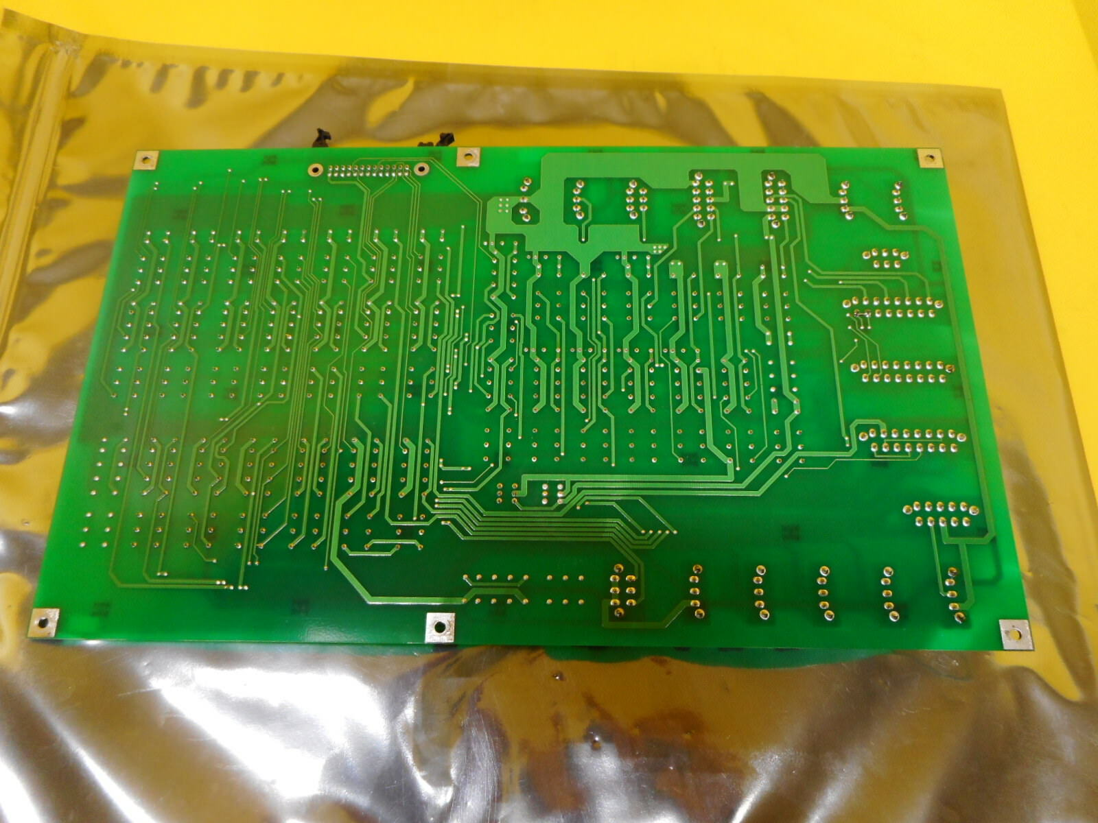 Nikon 36020133 EX-Interlock ASK Interface Board PCB NSR System Used Working
