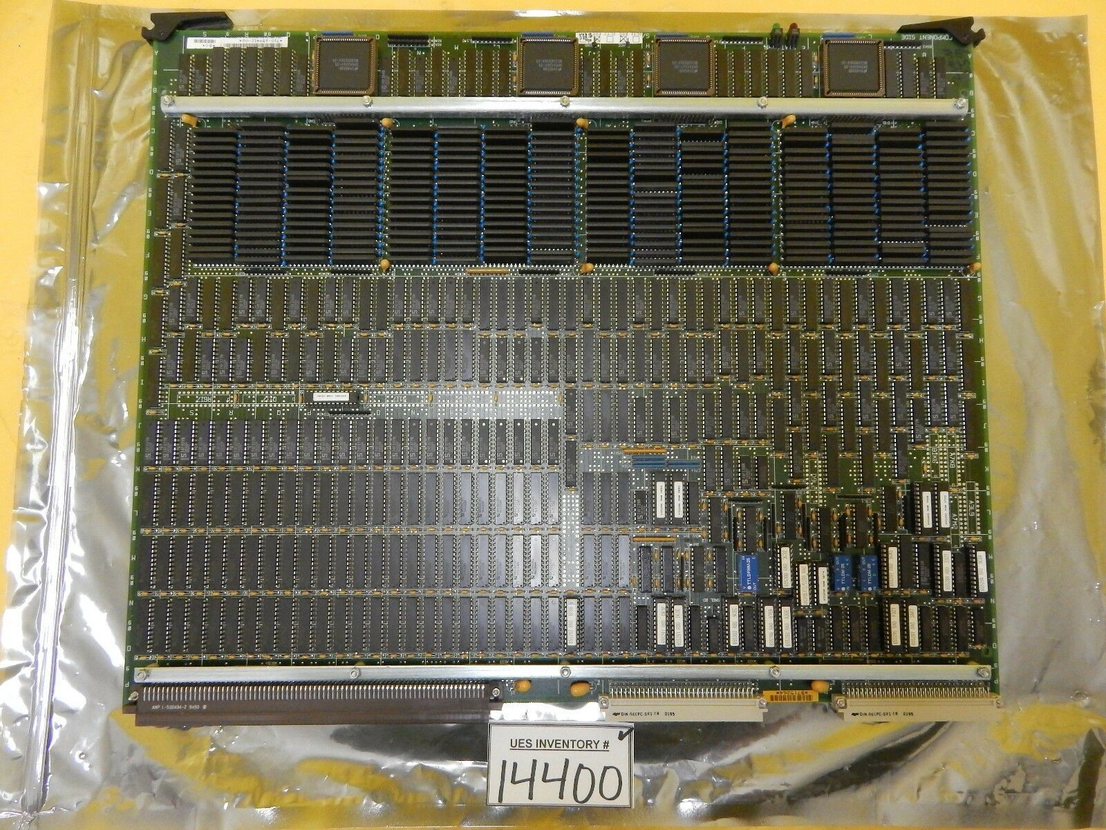 KLA Instruments 710-659412-00 Rev. B0 Mass Memory PCB 700-659412-00 2132 Used