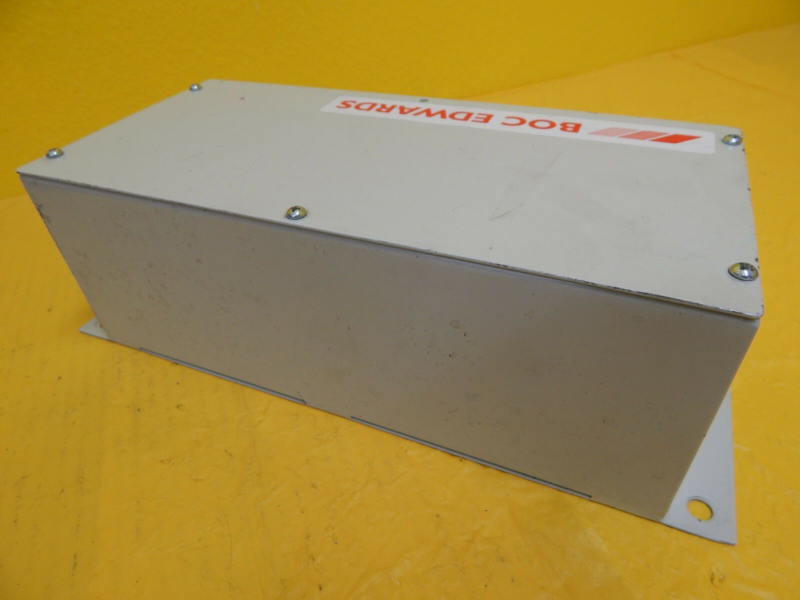 Edwards NRY0DN101US Eason Control Box Module Alarm Enclosure Rev. G Used Working