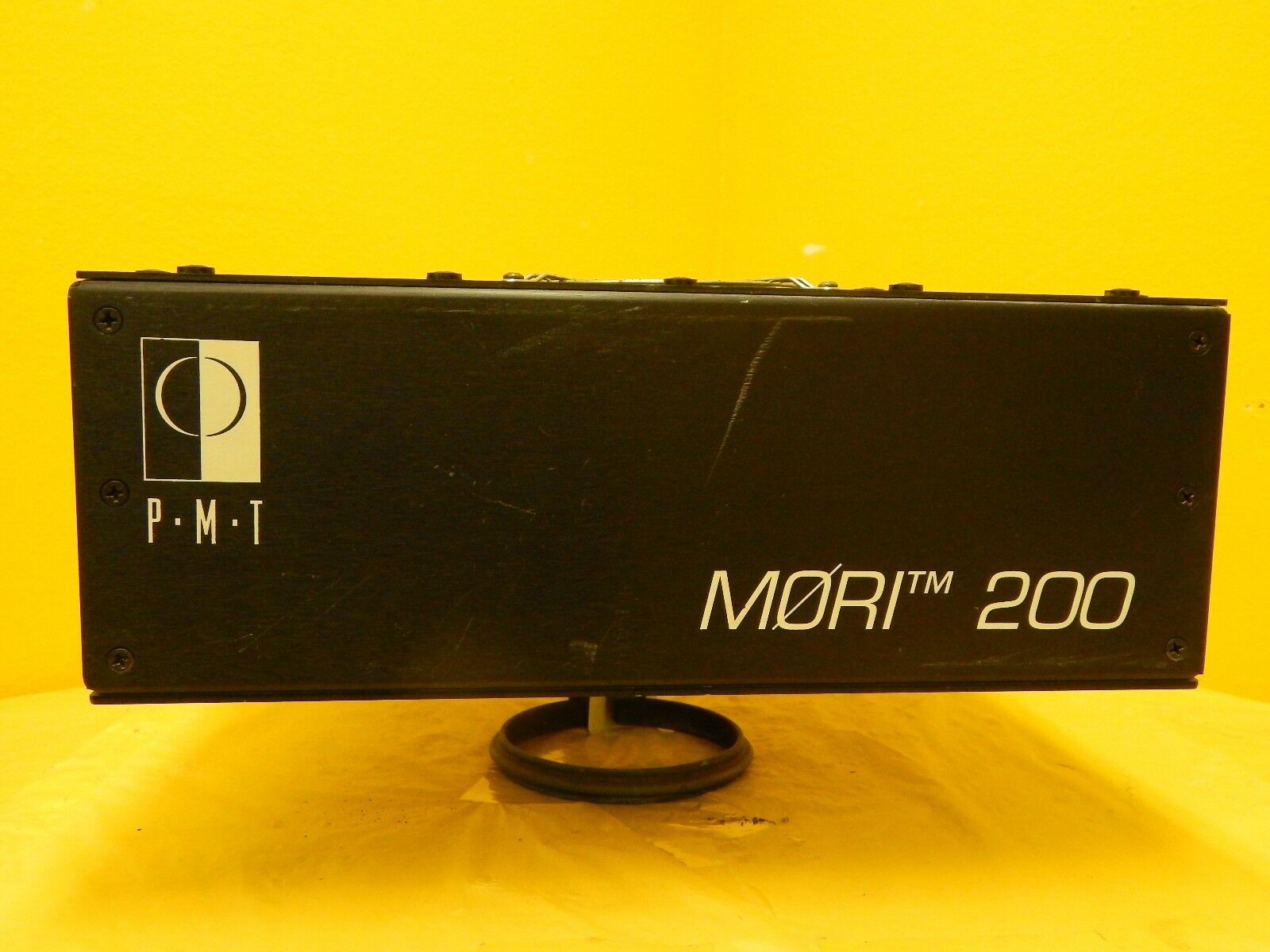 PMT MORI 200 RF-Driven Helicon Plasma Source 13.56 MHz Used Working