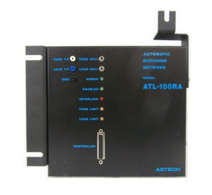 RFPP RF Power Products ATL-100RA Automatic Matching Network ASTECH Working Spare