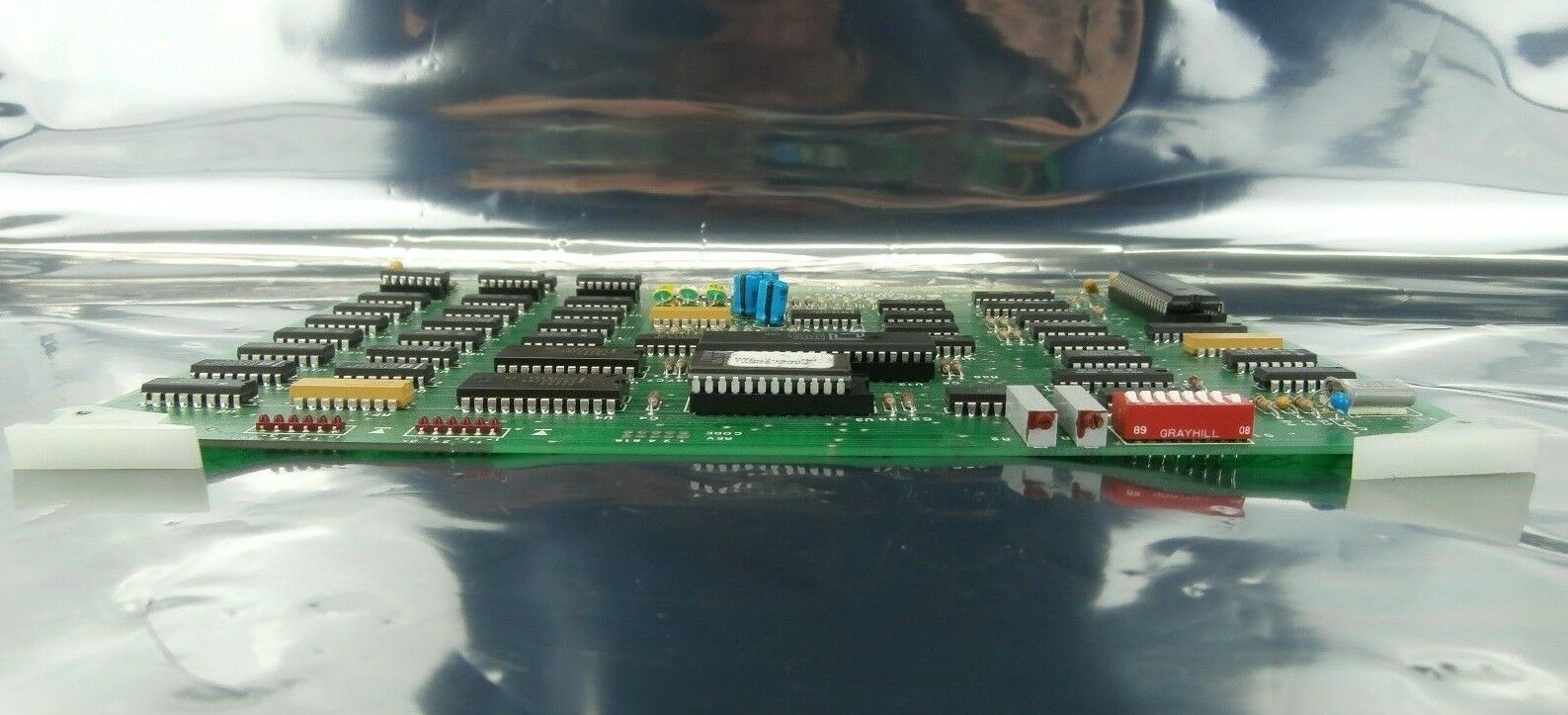 SCI Solid Controls 428-400 Firing Controller Board PCB Card 428-399 Used Working