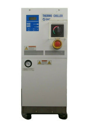 SMC HRZ004-H-Z Refrigerated Thermo Chiller Series HRZ Galden HT200 Working