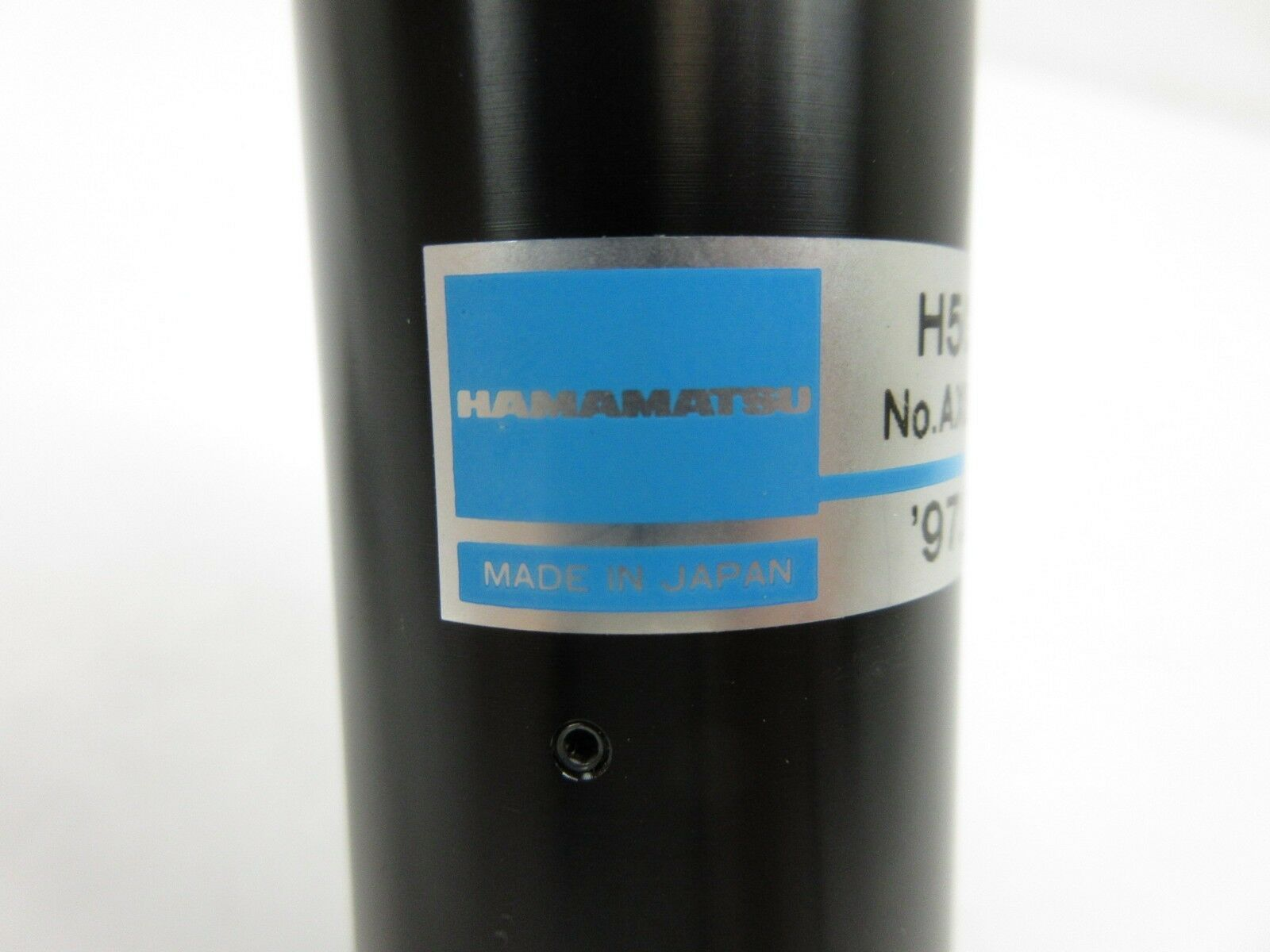 Hamamatsu H5001 Photomultiplier Tube Nikon NSR-S204B Used Working