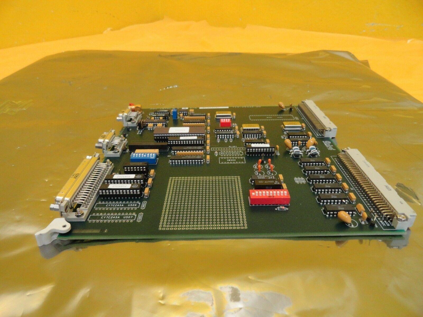 Orbot Instruments 710-26332-DD DDS Control PCB Card AMAT WF 736 DUO Used Working
