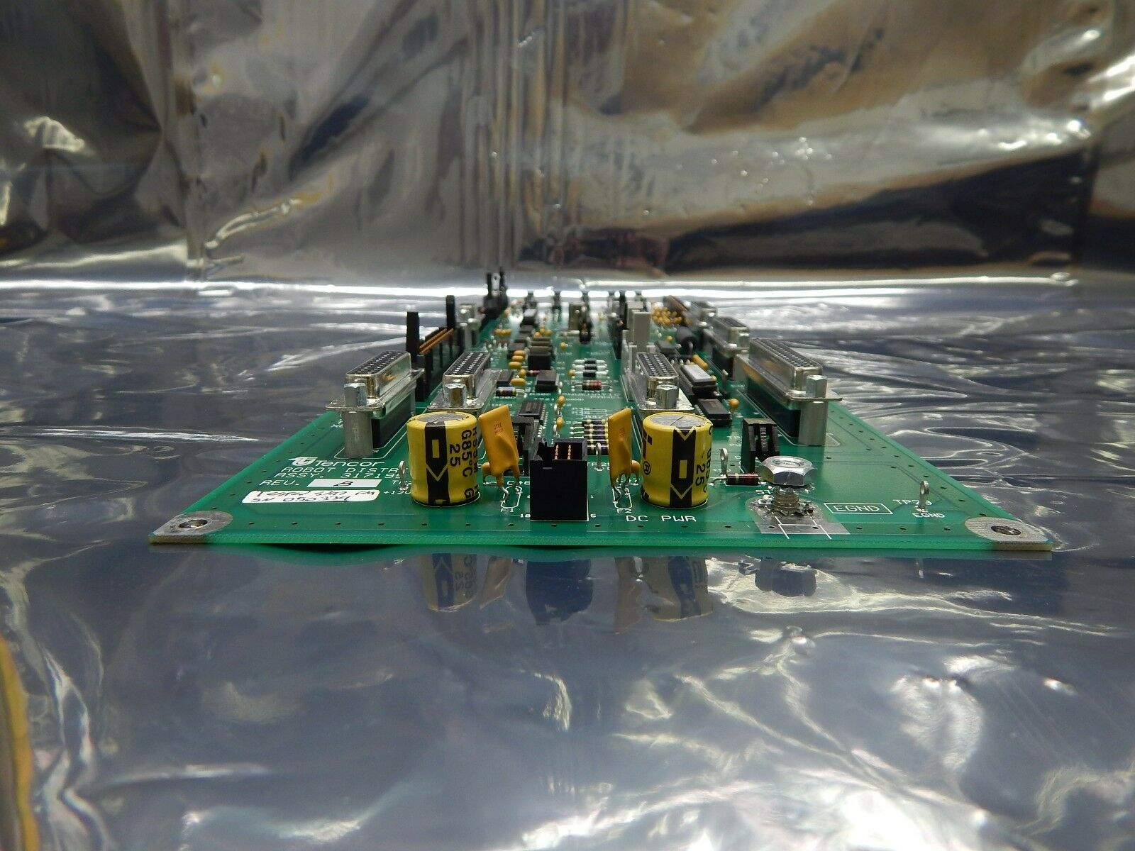 Tencor Instruments 317195 Robot Distribution S8000 Board PCB KLA AIT I Used