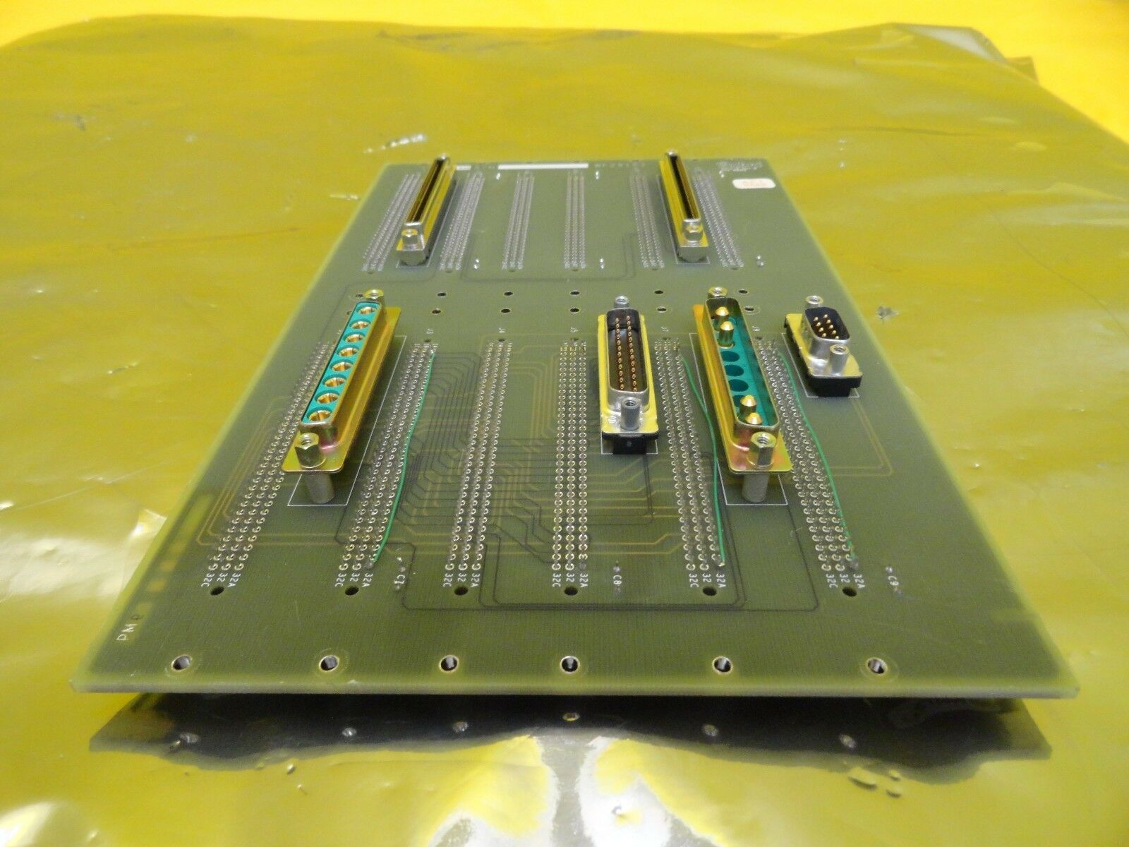 Orbot Instruments WF29153 Backplane PCB Board AMAT WF 736 DUO Used Working