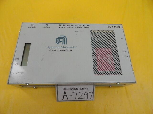 AMAT Applied Materials 9091-01393 Loop Controller PXP41W Used Working