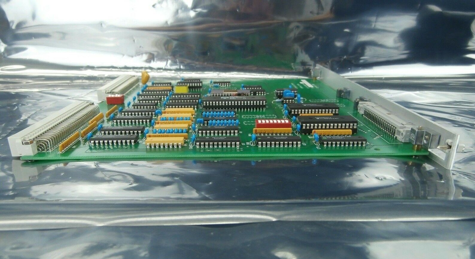 Ultratech Stepper 03-20-01082 General I/O PCB VME Card 4700 Titan Used Working