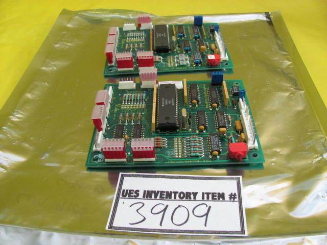 Delta Design 1662998-501 Power Supply Control Board PCB Lot of 2 Used Working