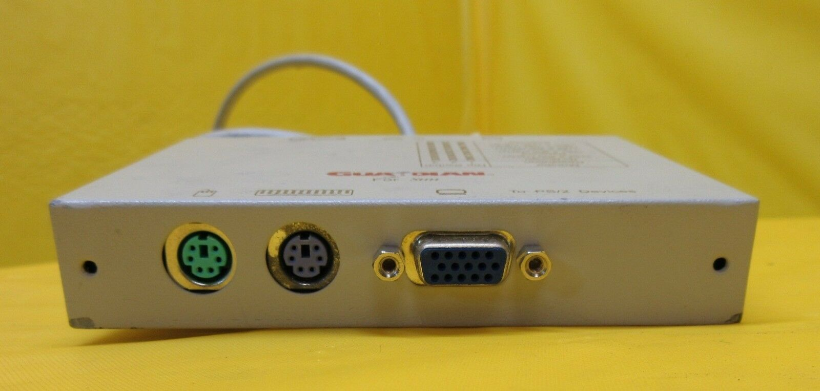 Raritan APSSUN KVM Converter GUARDIAN Used Working