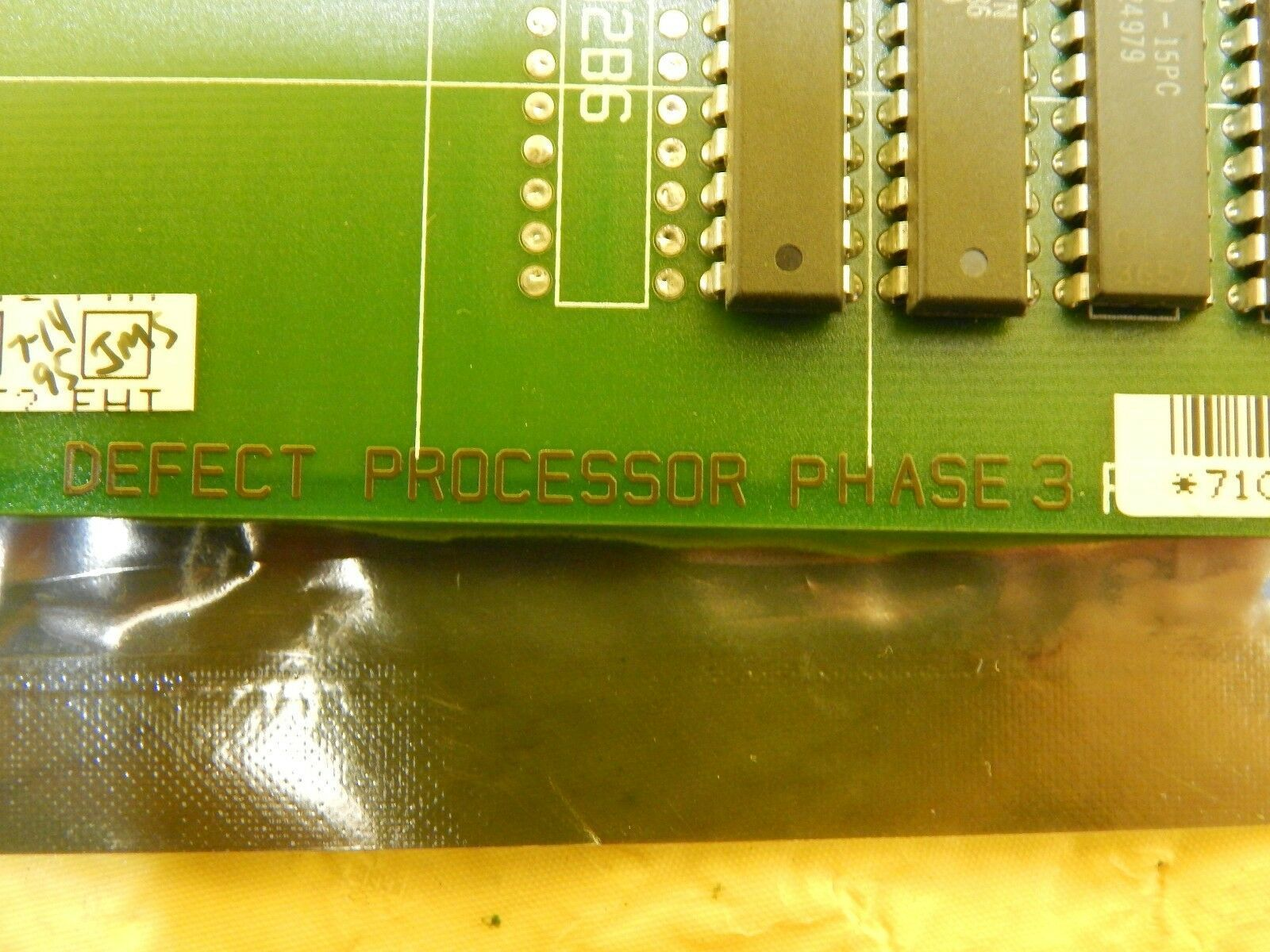 KLA Instruments 710-658076-20 Rev. C0 Defect Processor PCB 2132 Used Working