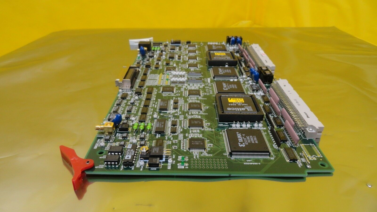 Nikon 4S007-776-B Processor Interface Card PCB ALG-SIG NSR-S202A Used Working