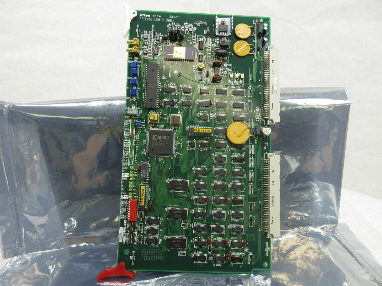 Nikon 4S018-866 Processor Board PCB Card PPD3X4 Used Working