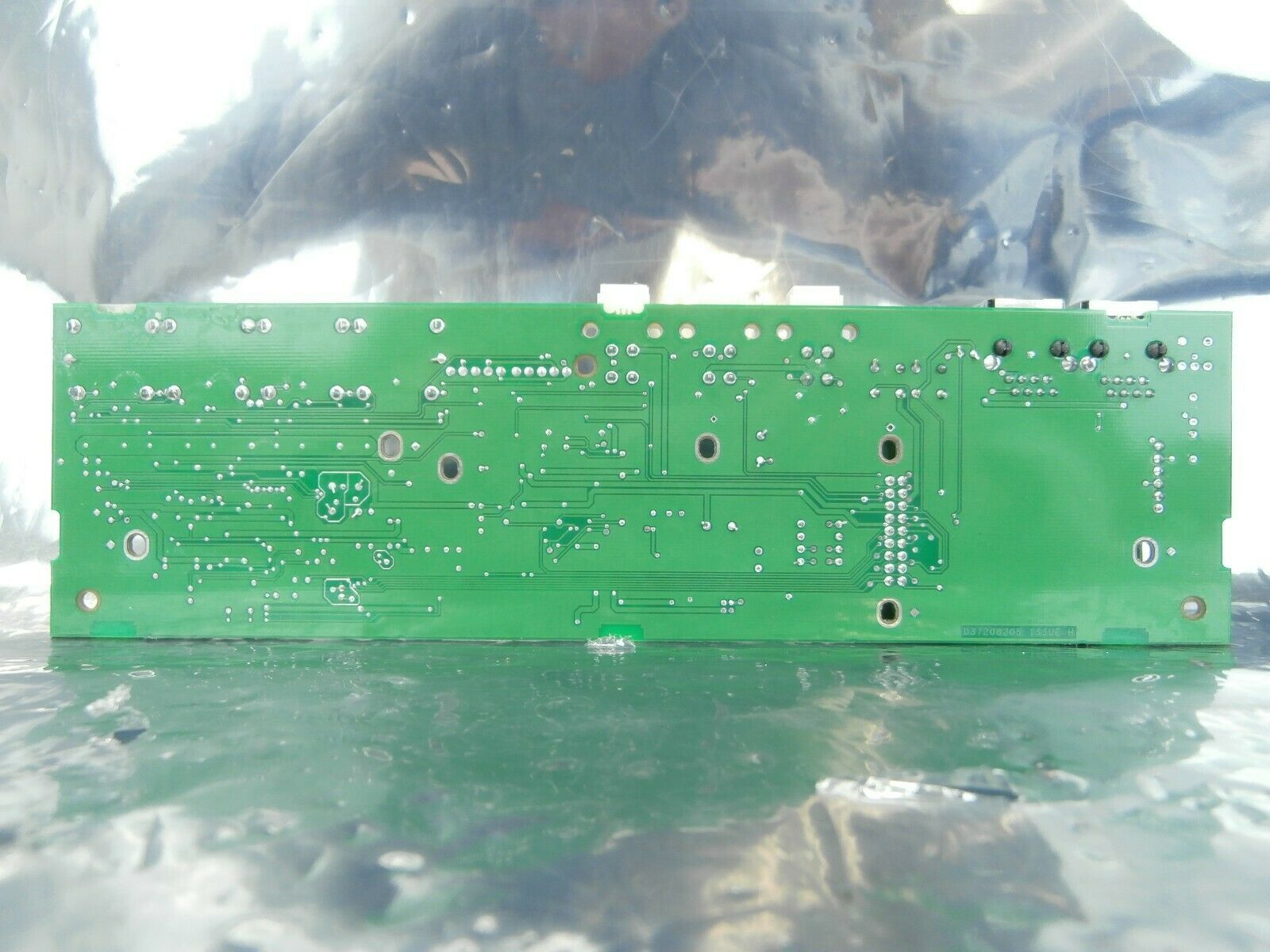 Edwards D37208202 Flash Module PCB iQDP Series 801-1047-01 Used Working
