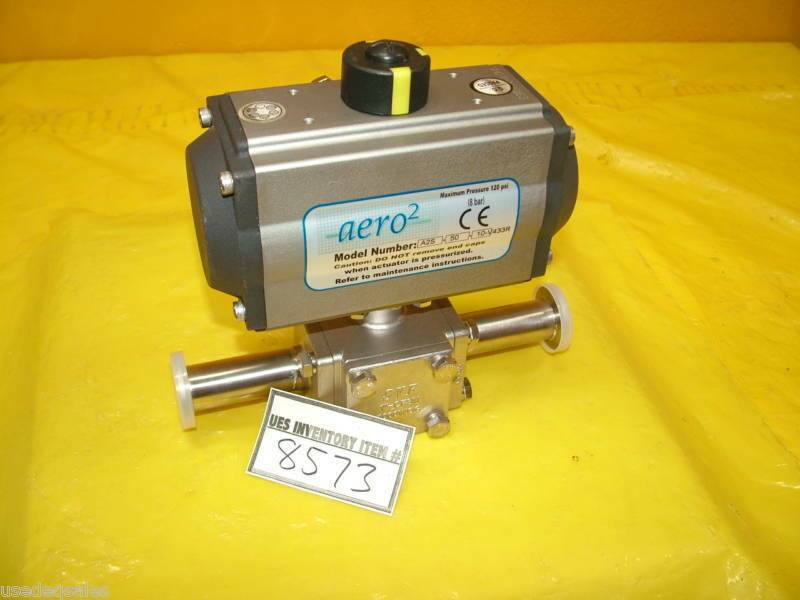 SVF A2S-50-10-V433R Actuator Aero2 Used Working