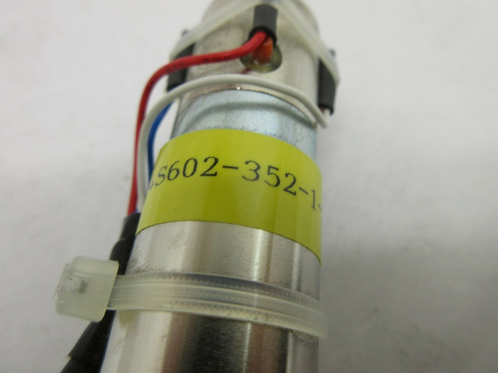 Nikon 4S602-352-1 Stage Motor Encoder Assembly RMN1000 NSR-S204B Used Working