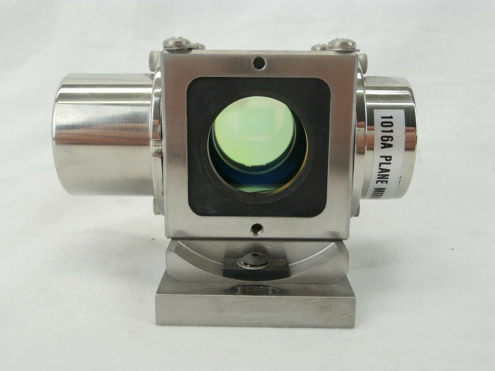 Excel 1012A Plane Mirror Interferometer Laser Assembly with 1016A 1013A Used