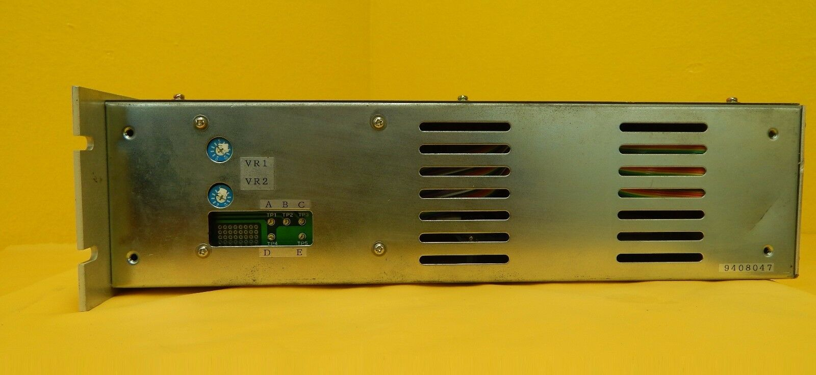 Pearl Kogyo ZDK-916E RF Power Generator Tuner Controller Used Working