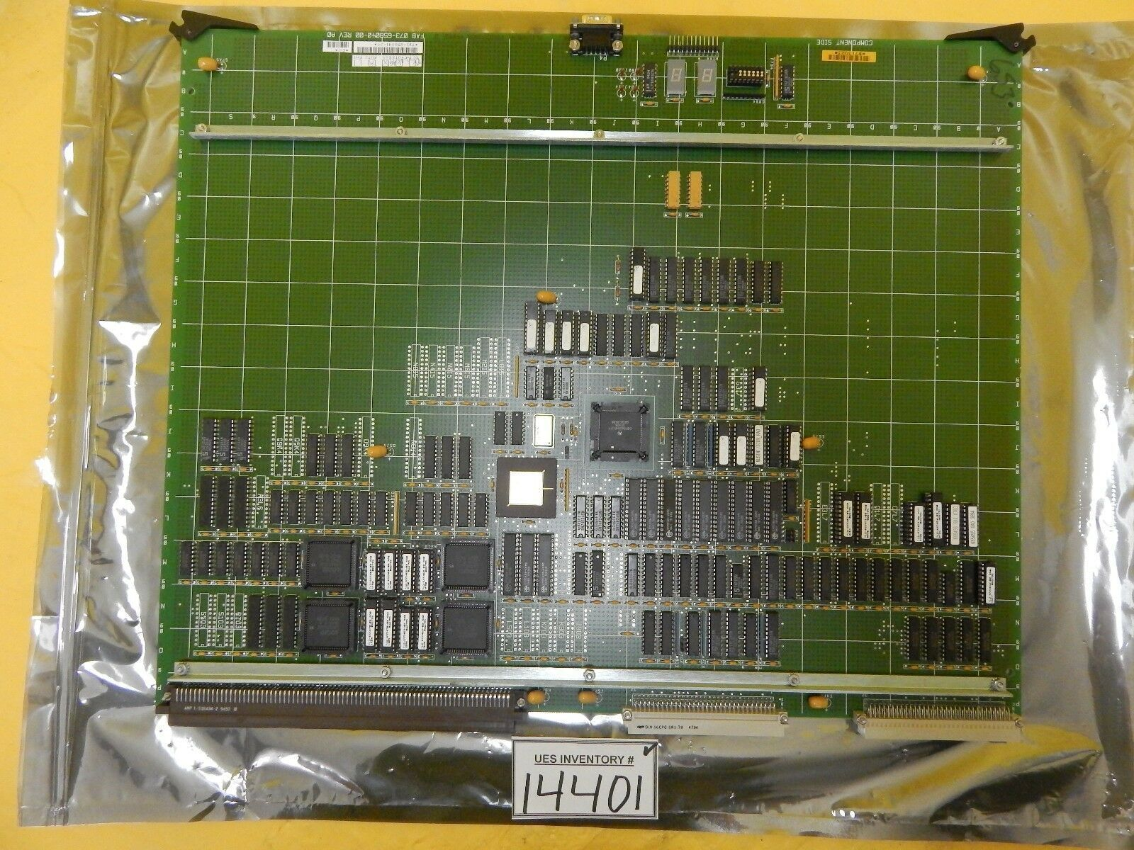 KLA Instruments 710-658041-20 Rev. C0 Alignment Processor Phase 3 PCB 2132 Used