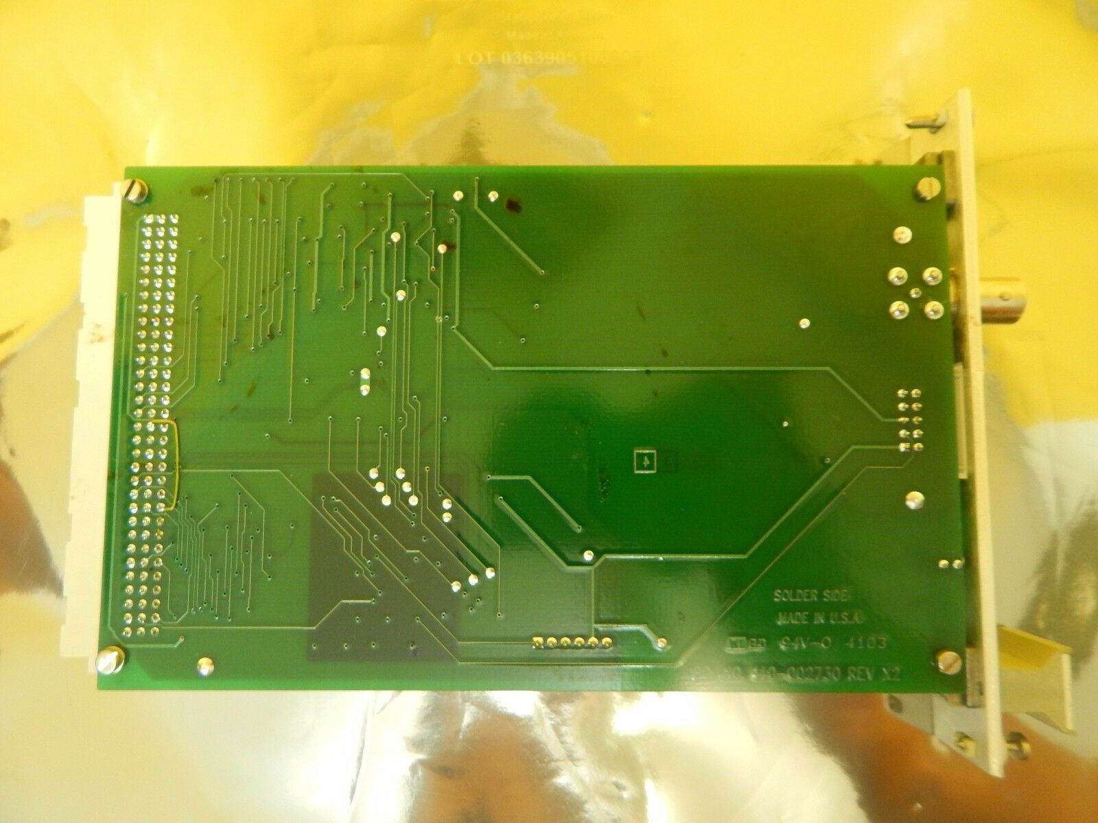 FEI Company 150-002730 Test and Diagnostics PCB Card CLM-3D Used Working