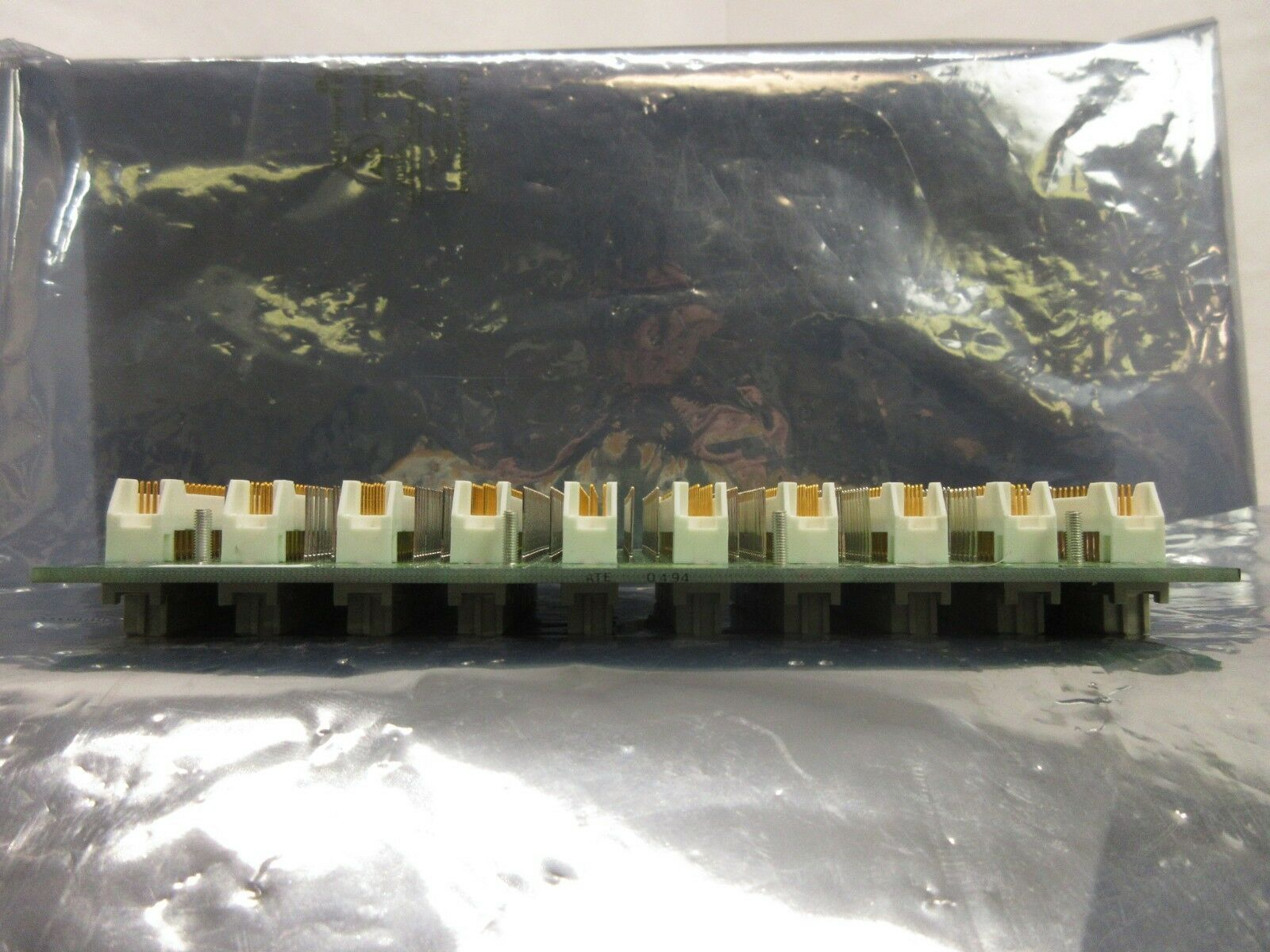 BICC VERO 415-55725 VME Bus J2 Backplane Board PCB Ultratech Stepper Used