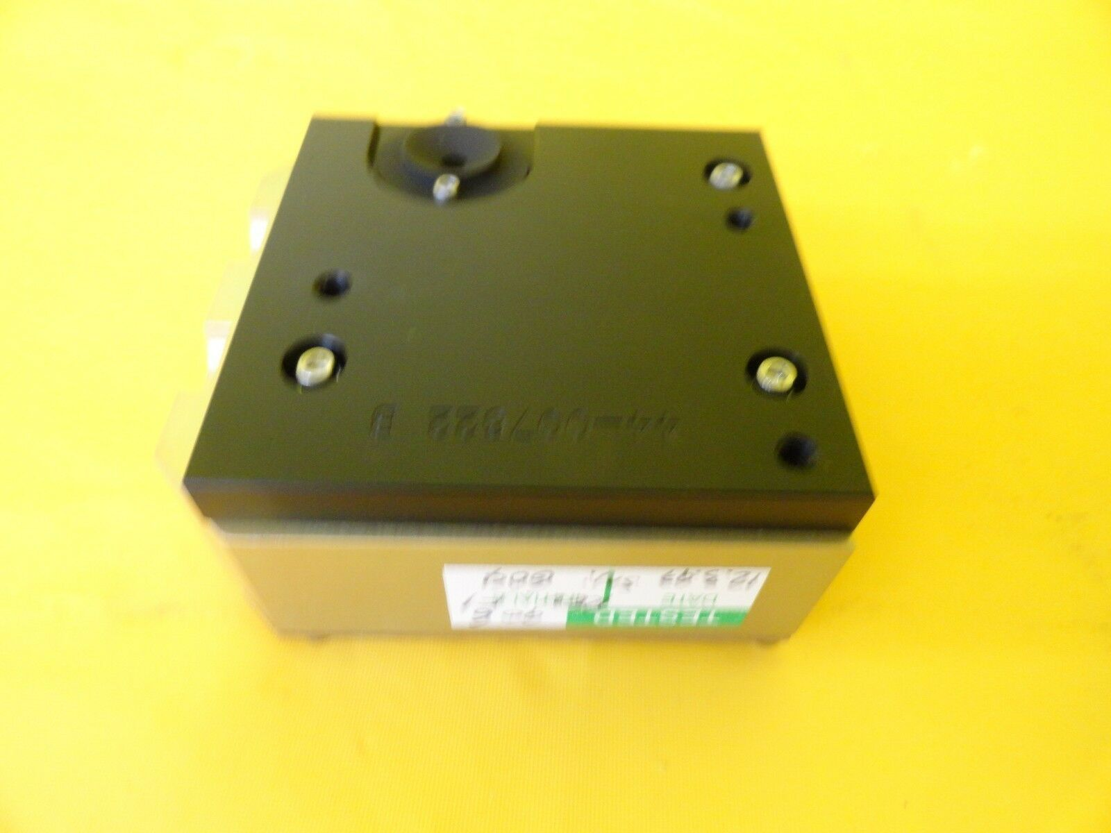 Therma-Wave 18-007478 Laser Sensor Module Rev. F1 Opti-Probe 2600B Used Working