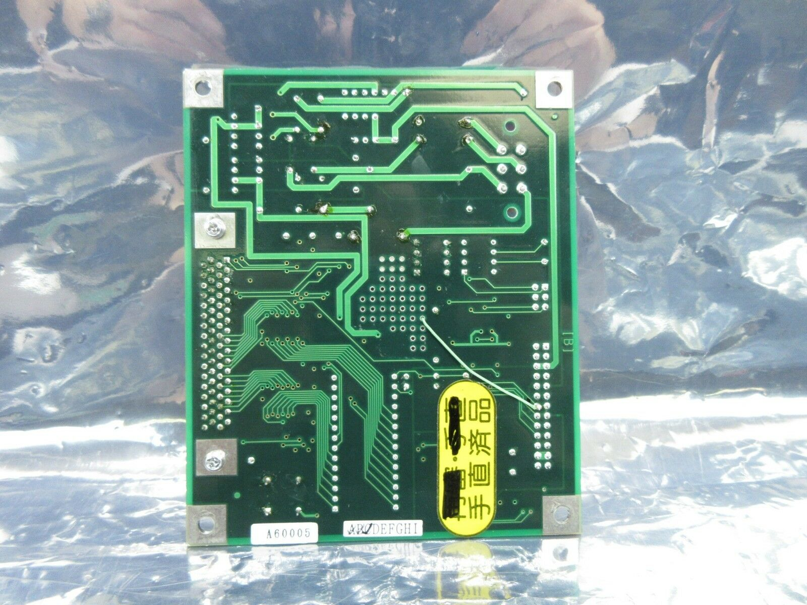 Nikon 4S007-795 Interface Control Board PCB XB-STGA/D NSR-S202A Used