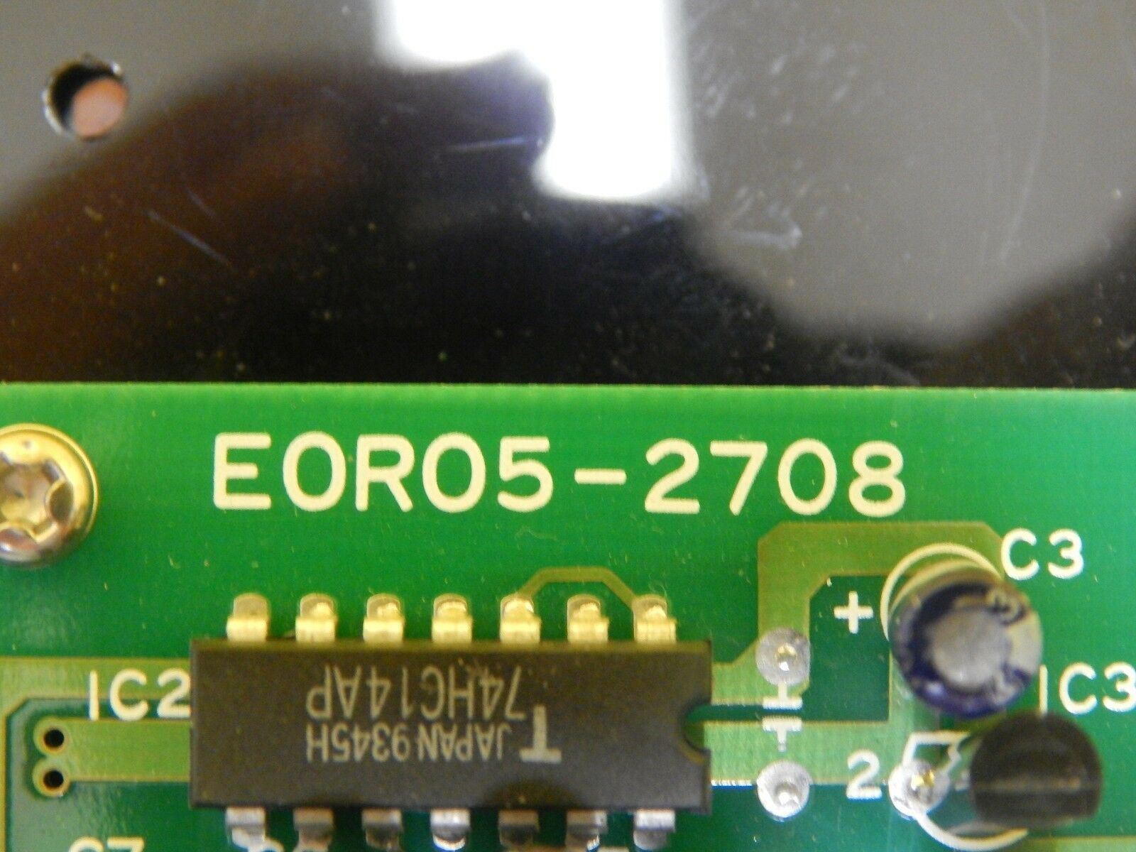 TAZMO E0R05-2708 Driver Receiver PCB Card Semix TR6132U 150mm SOG Used Working