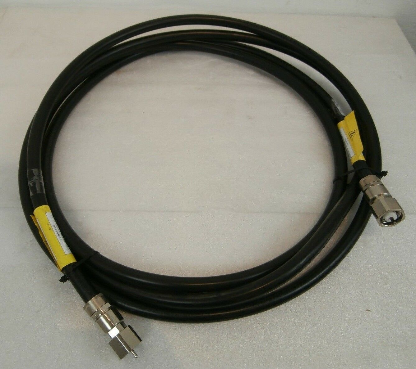 RFPP RF Power Products 0251-0331-3 RF Cable 24 Foot Alcatel 2460 Used Working