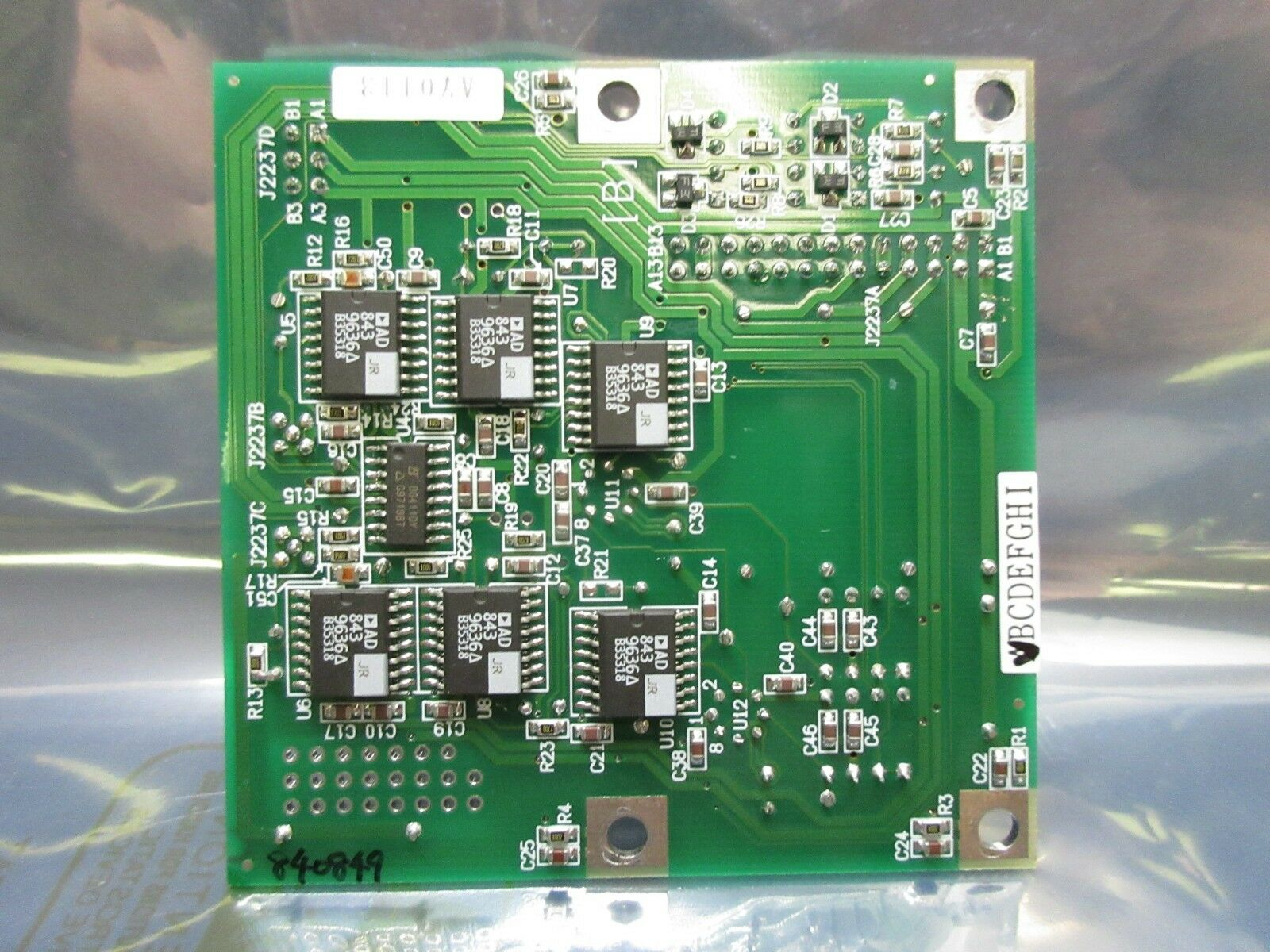 Nikon 4S007-794 Interface Board PCB XB-STGP/H NSR-S202A System Used