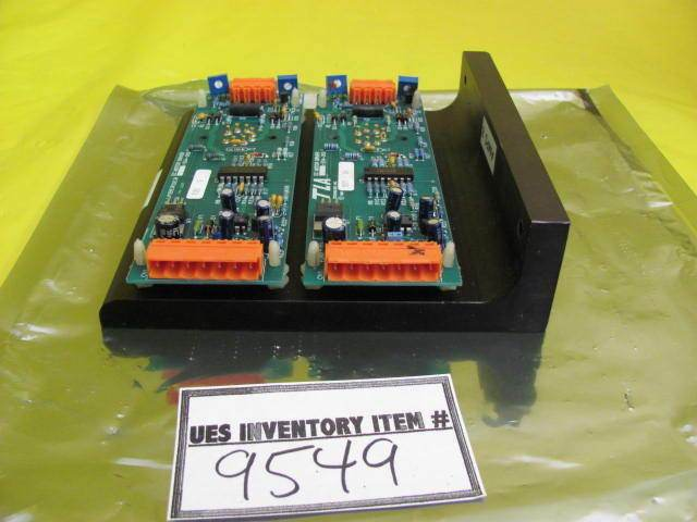 Schlumberger 504-000 TLA DC Motor Driver Assembly Used Working