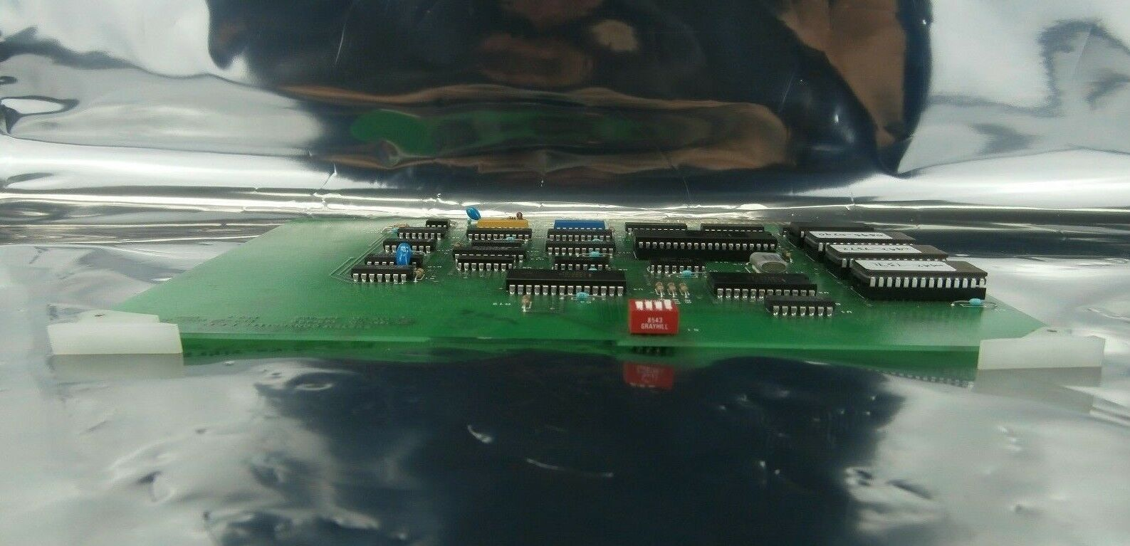 SCI Solid Controls 428-406 System Controller PCB Card 428-405 Used Working